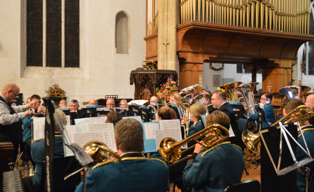 North Walsham Church concert 2019