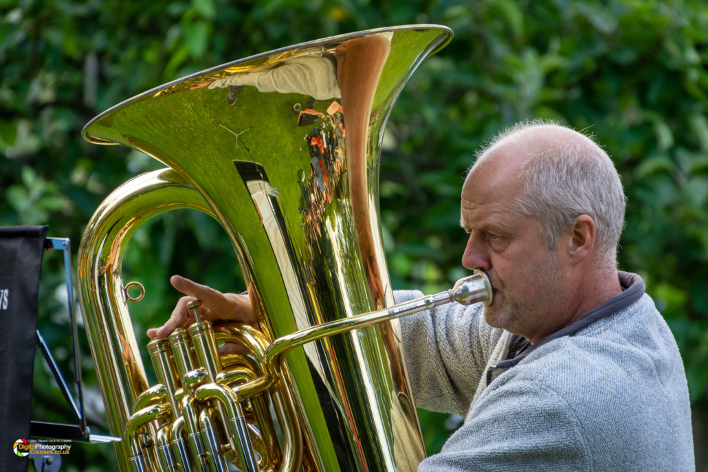 Brass on the Grass, Smeeton Westerby August 2021
